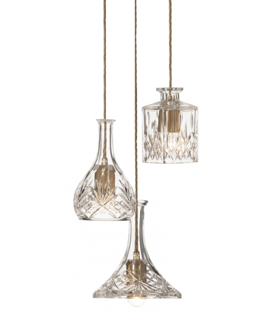 Decanterlight Chandelier 5 Tier Lee Broom Pendant Lamp