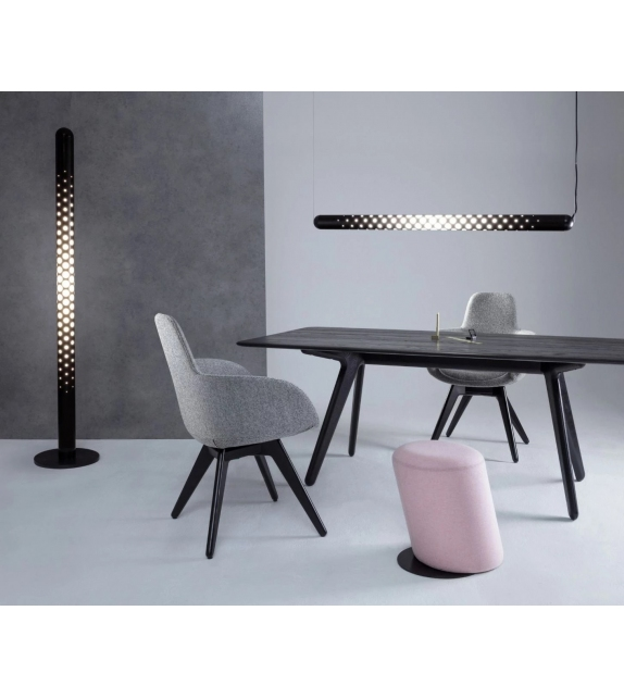 Slant Tom Dixon Hocker