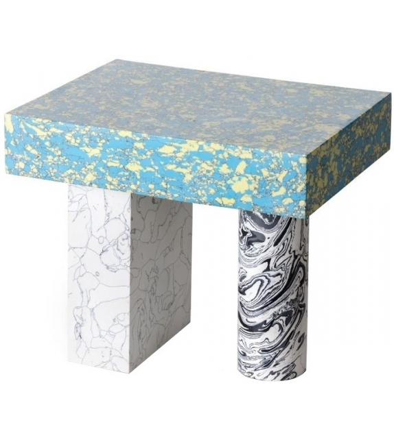 Swirl Table Low Tom Dixon Couchtisch