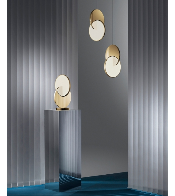 Eclipse Gold Lee Broom Table Lamp