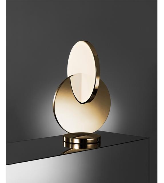 Eclipse Gold Lee Broom Lampe de Table
