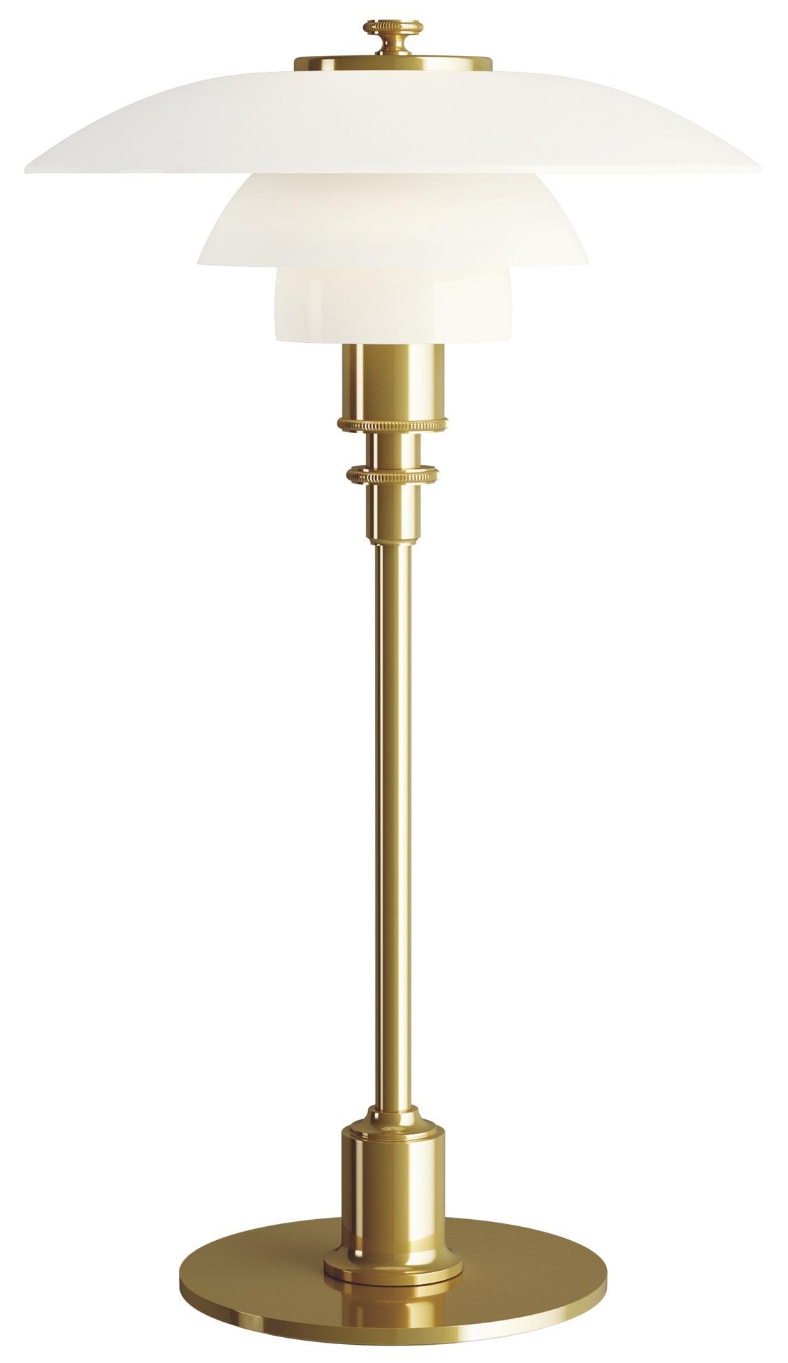 Lampe Exterieur Pour Tonnelle ph 2/1 louis poulsen lampe de table - milia shop
