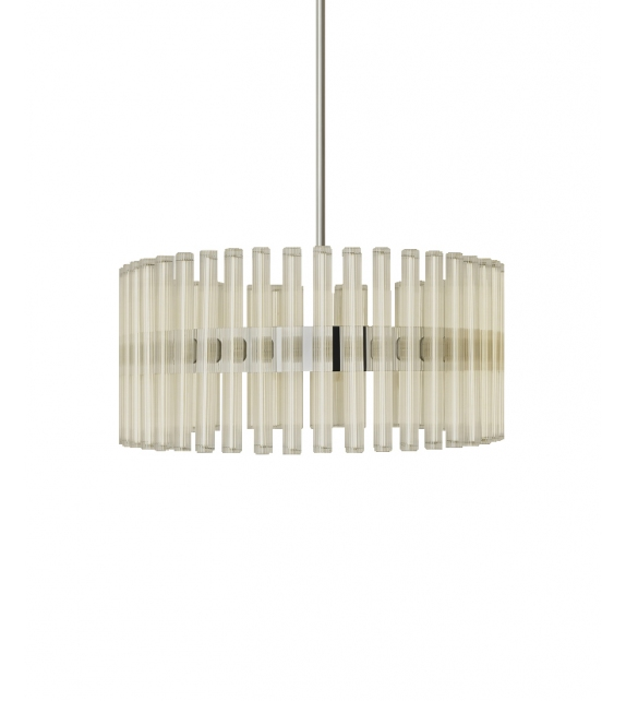 Eclipse Gold Chandelier Lee Broom