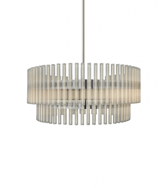 Aurora 3 Tier Chandelier Lee Broom