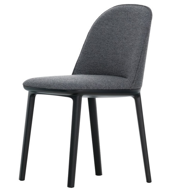 Versandfertig - Softshell Side Chair Vitra Stuhl