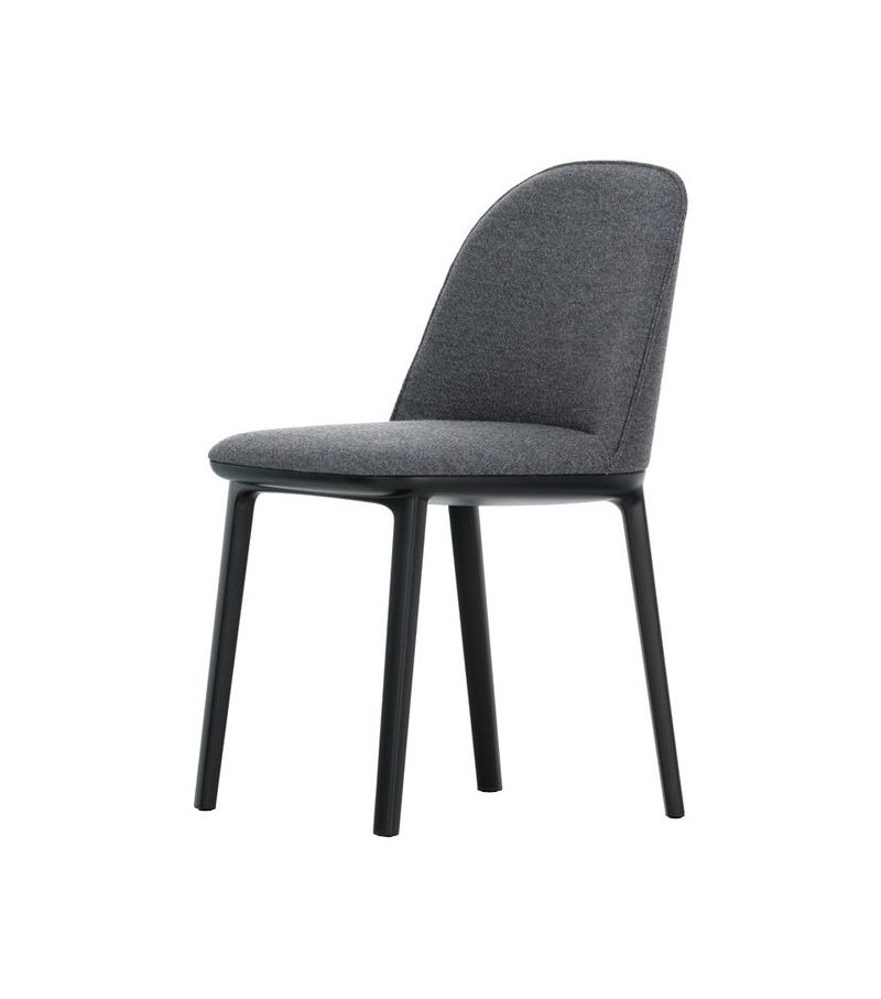 Listo para entregar - Softshell Side Chair Vitra Silla