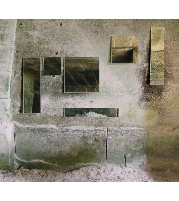 Ready for shipping - No Frame Driade Mirror
