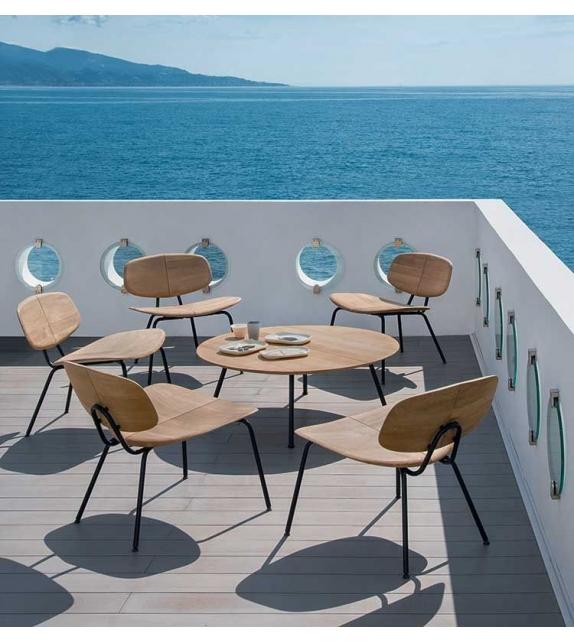 Agave Ethimo Sedia Lounge