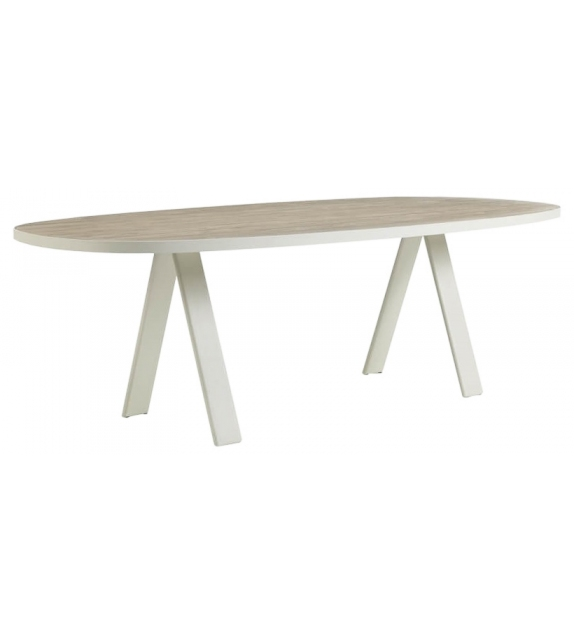Esedra Ethimo Oval Table