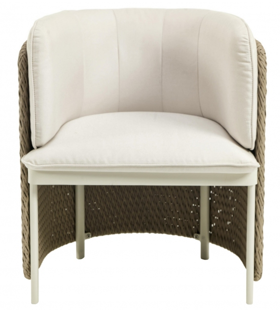 Esedra Ethimo Dining Armchair