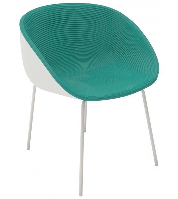 Ready for shipping - Amable Paola Lenti Chair