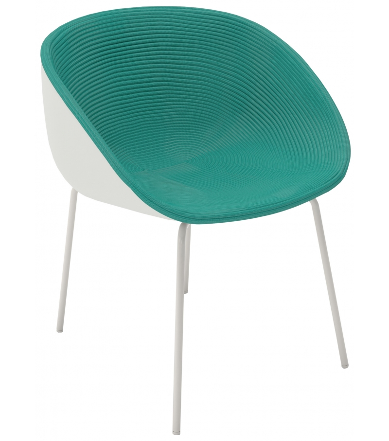 Ready for shipping - Paola Lenti Amable Chair