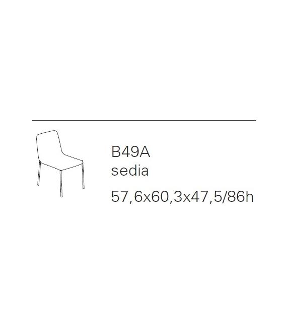 Ready for shipping - Kiti Paola Lenti Chair