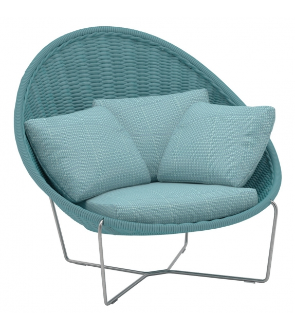 Ready for shipping - Nido Paola Lenti Armchair