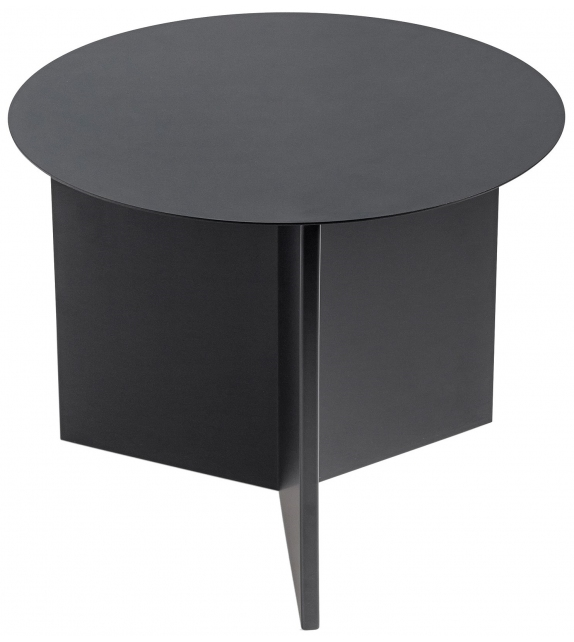 Slit Table Round Hay Couchtisch