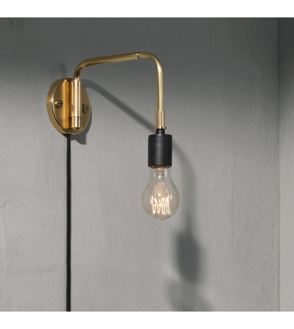 Ready for shipping - Staple Menu Wall Lamp