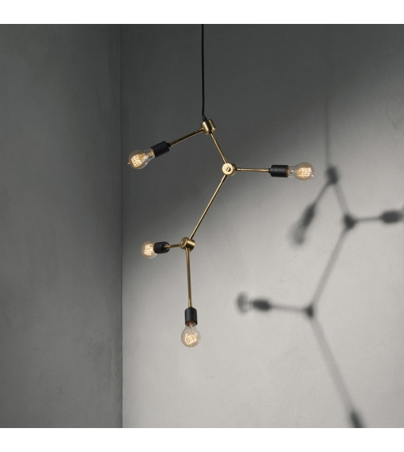 Ready for shipping - Menu Franklin Chandelier
