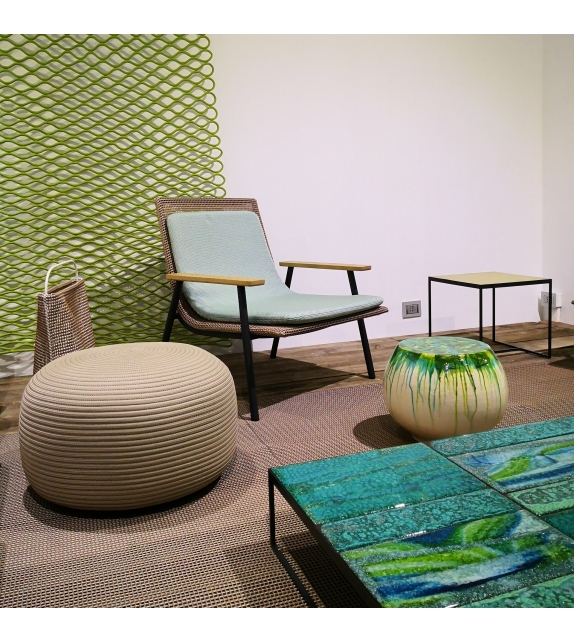 Ready for shipping - Baia Paola Lenti Armchair