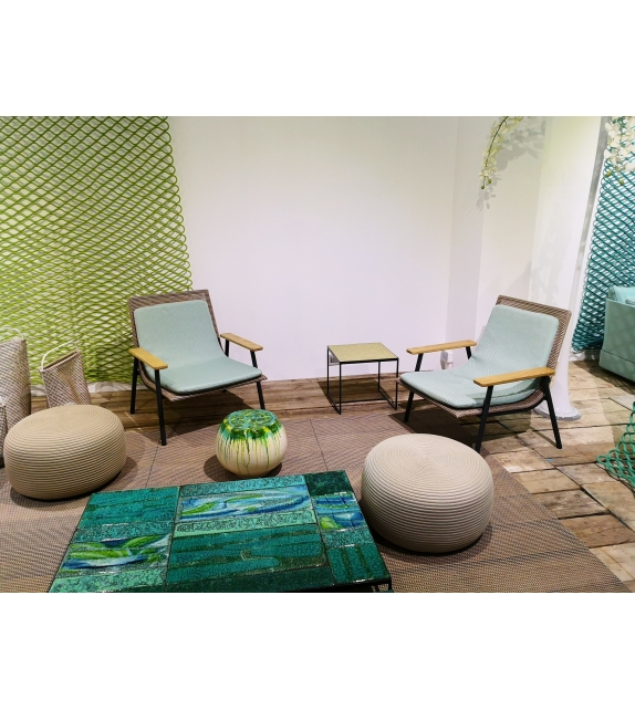 Ready for shipping - Nilo Paola Lenti Outdoor Rug