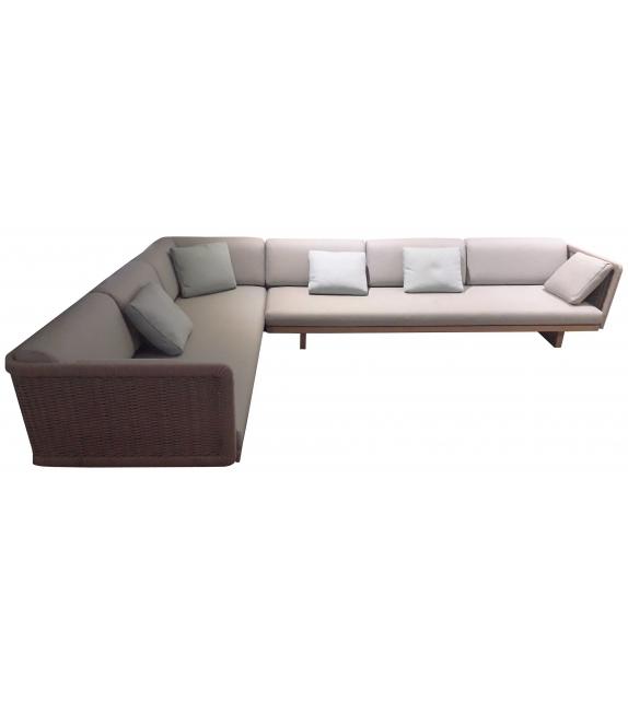 Ready for shipping - Paola Lenti Sabi Sofa