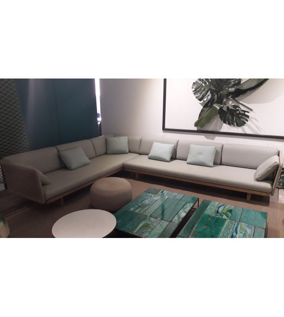 Ready for shipping - Sabi Paola Lenti Sofa