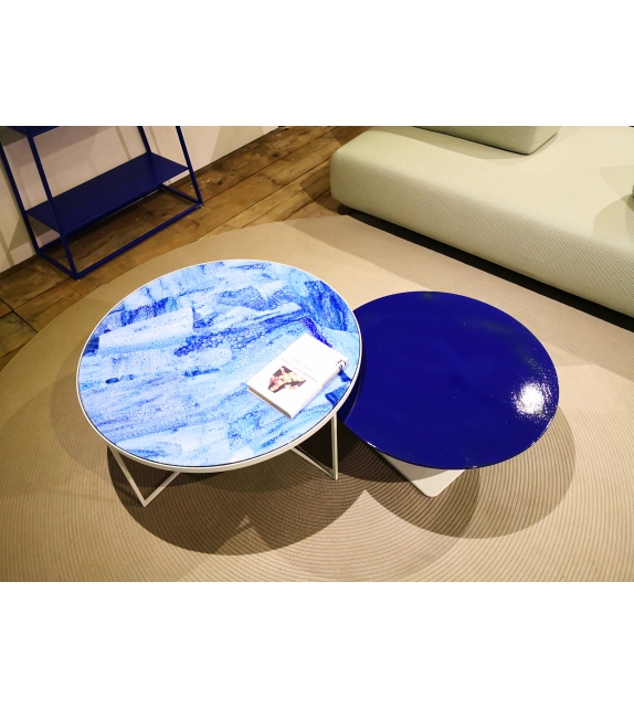 Ready for shipping - Sciara Paola Lenti Round Low Table
