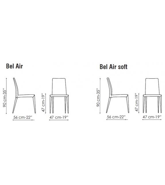 Bel Air Bonaldo Chair