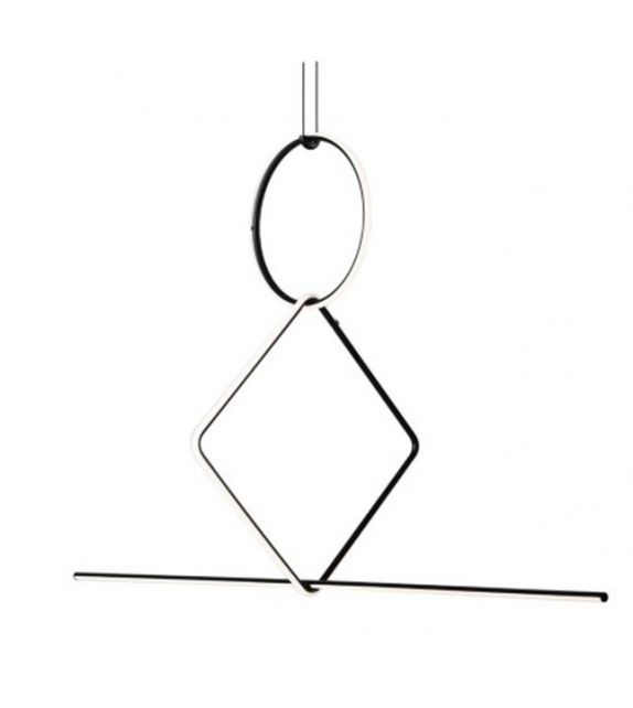Ready for shipping - Arrangements Flos Pendant Lamp