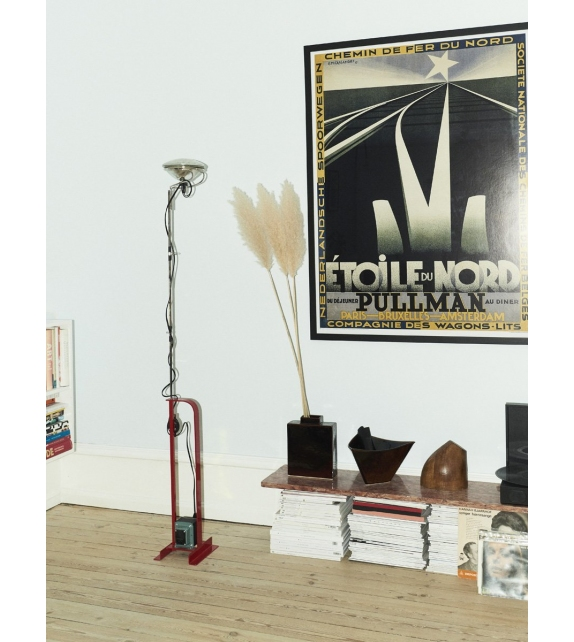 Ready for shipping - Toio Flos Floor Lamp