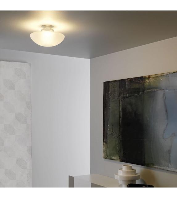 Sillabone Fontana Arte Ceiling/Wall Lamp