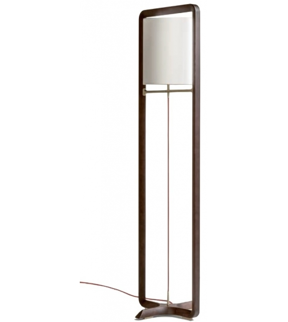 Ready for shipping - Fidelio Poltrona Frau Floor Lamp