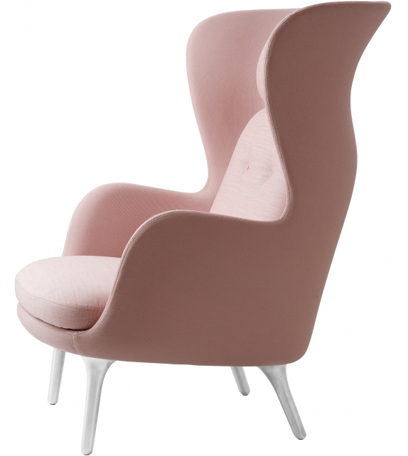 Ready for shipping -  Fritz Hansen Ro Designer Selections Lounge Chair
