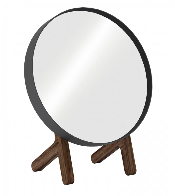 Ready for shipping - Ren Poltrona Frau Mirror