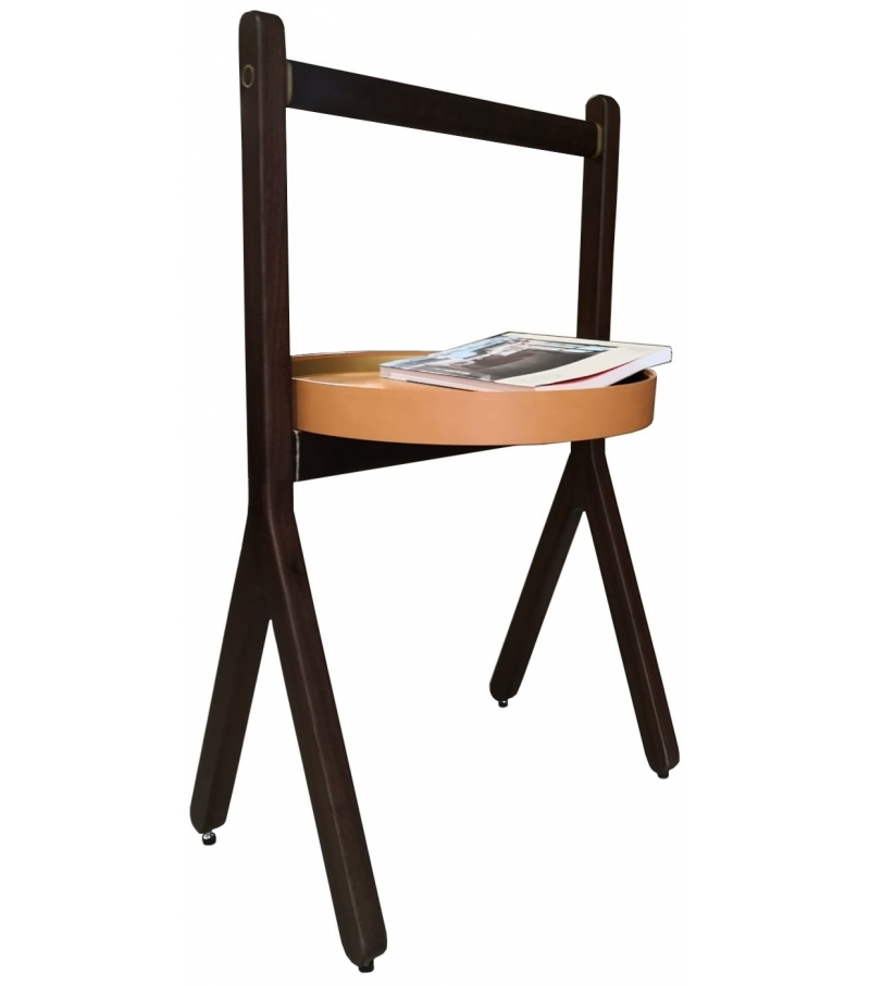 Ready for shipping - Ren Poltrona Frau Side Table