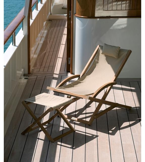 Beacher Royal Botania Chaise Pliable