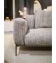 Versandfertig - Flexform Romeo Compact Sofa