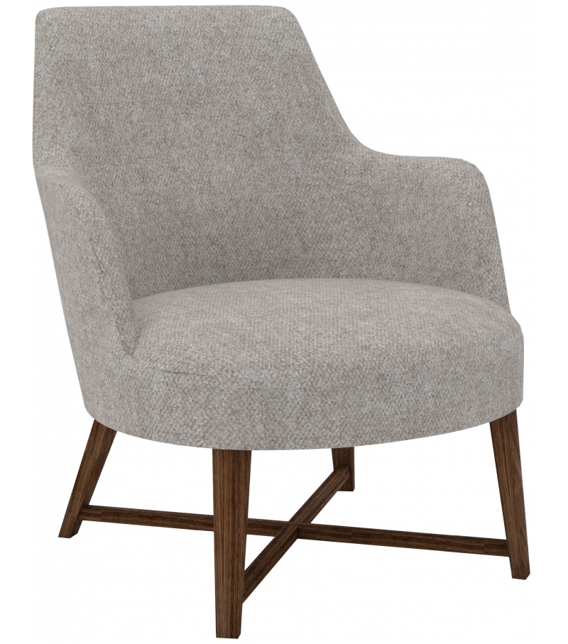 Ready for shipping - Hera Flexform Armchair