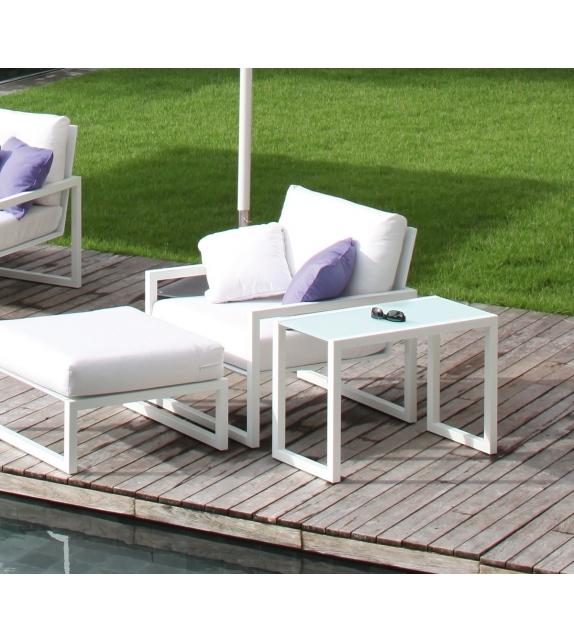 Ninix Royal Botania Tavolino Lounge