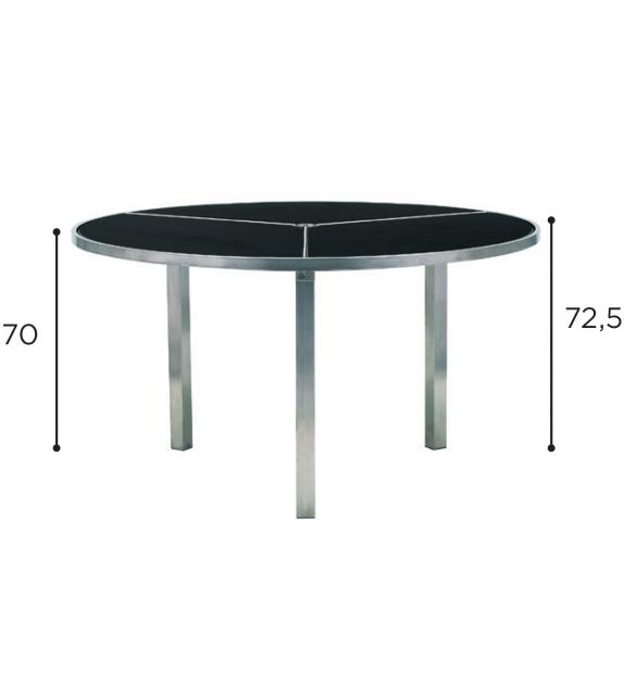 O-Zon Royal Botania Table Ronde