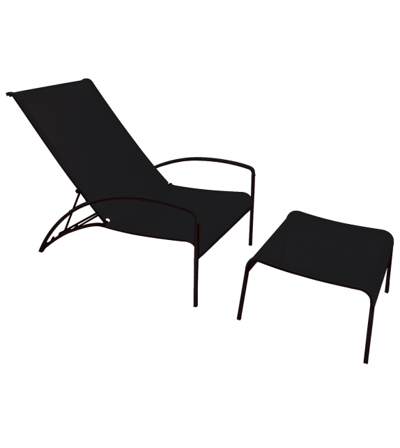QT Royal Botania Chaise Pliable