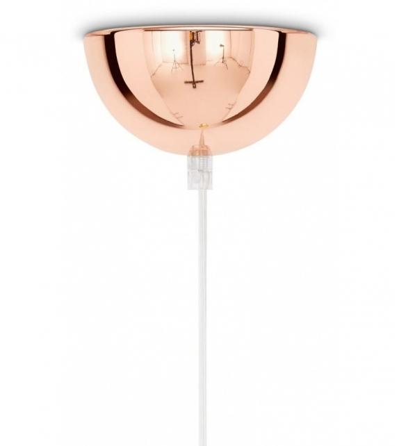 Listo para entregar - Copper Tom Dixon Lámpara de Suspensión