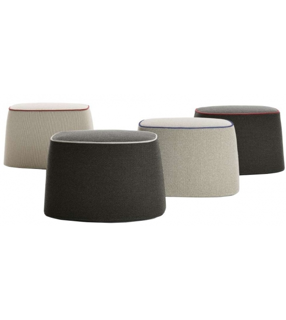 Frank B&B Italia Outdoor Pouf