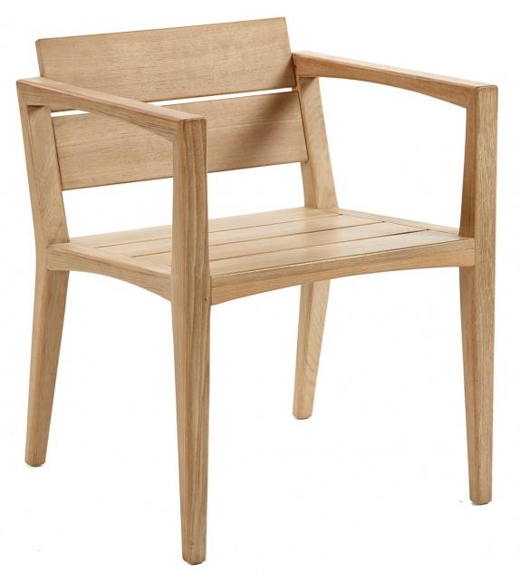 Royal Botania Zenhit lounge Small Armchair