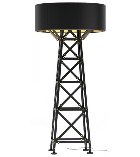 Pronta consegna - Construction Moooi Lampada da Terra