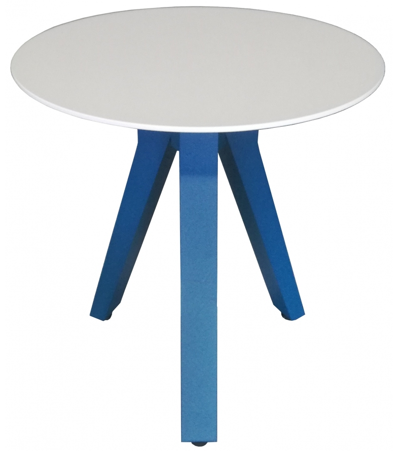 Ready for shipping - Vieques Kettal Side Table