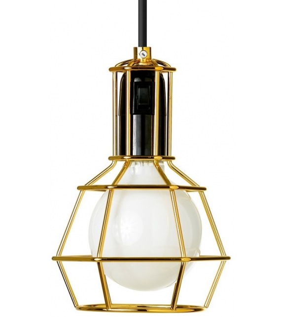 Pronta consegna - Work Lamp Design House Stockholm Lampada a Sospensione