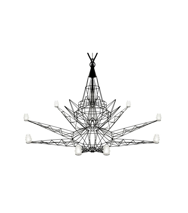 Foscarini: Lightweight Suspension Lamp