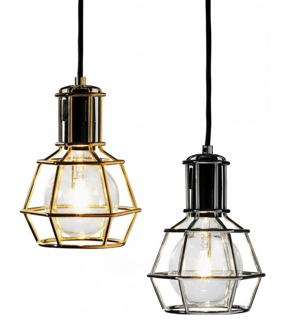 Work Lamp Lampada a Sospensione Design House Stockholm