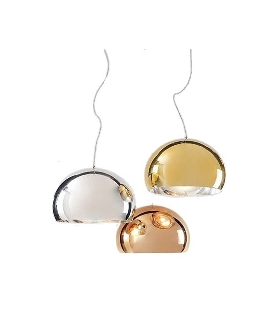 Ready for shipping - FL/Y Precious Kartell Suspension Lamp