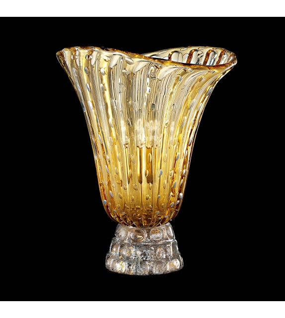 Ready for shipping - Rigati Barovier&Toso Table Lamp